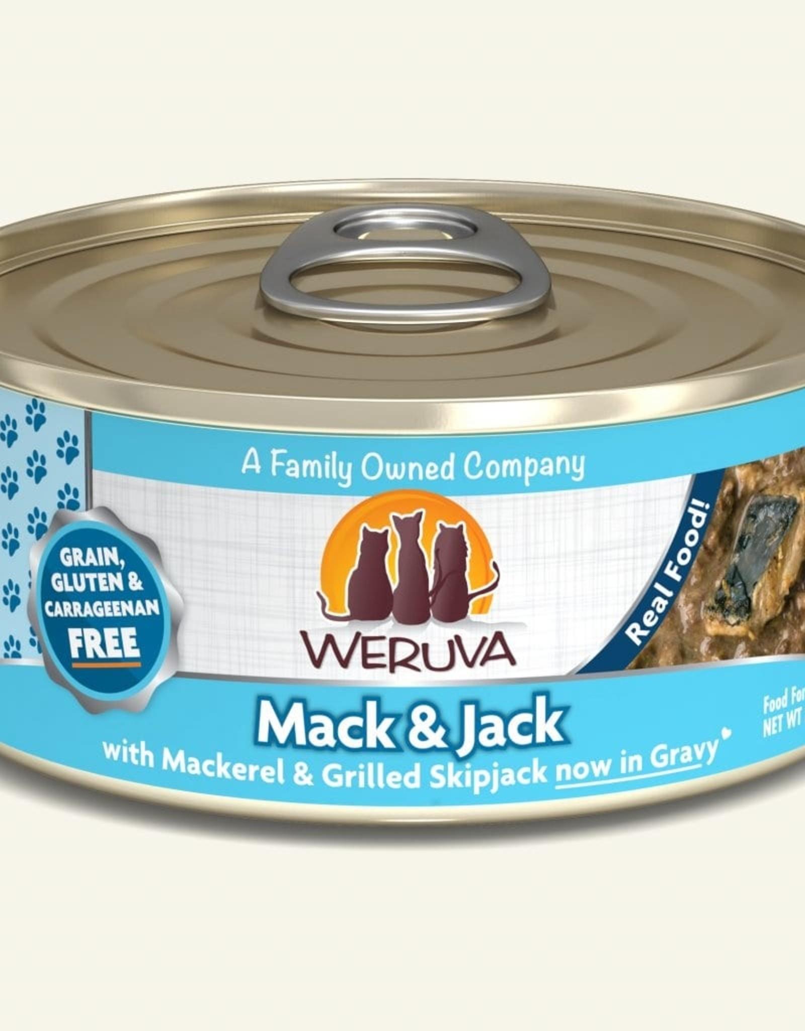 WERUVA Cat Mack & Jack Stew - Grain-Free 5.5oz