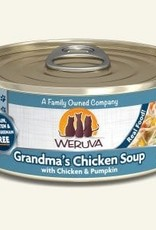 WERUVA Cat Grandma's Chicken Soup Stew - Grain-Free 5.5oz