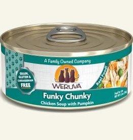 WERUVA Cat Funky Chunky Stew - Grain-Free 5.5oz