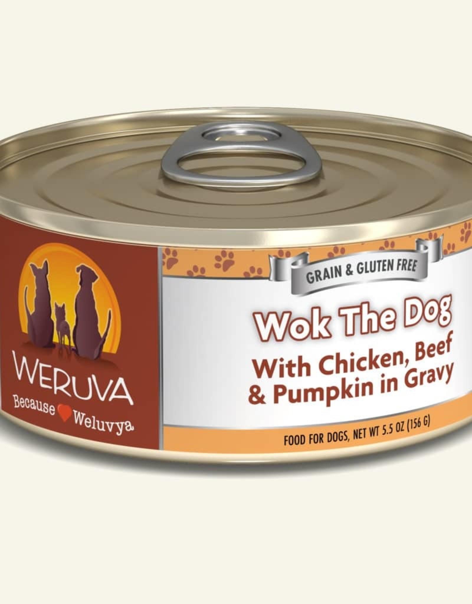 WERUVA Dog Wok The Dog Stew - Grain-Free 5.5oz