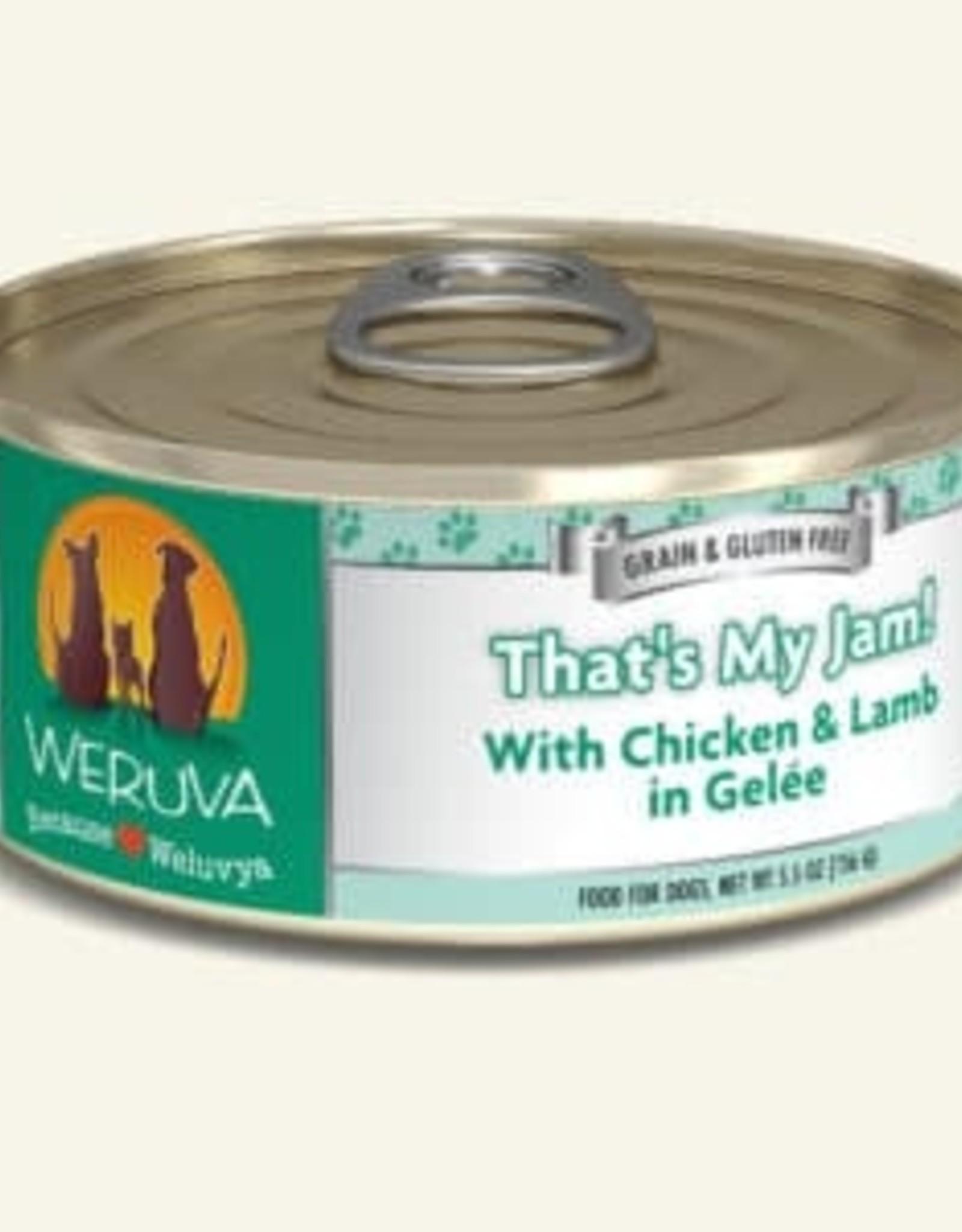WERUVA Dog That's My Jam! Pate - Grain-Free 5.5oz