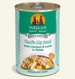 WERUVA Dog That's My Jam! Pate - Grain-Free 14oz