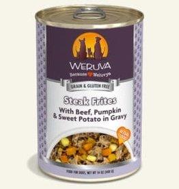 WERUVA Dog Steak Frites Stew - Grain-Free 14oz