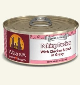 WERUVA Dog Peking Ducken Stew - Grain-Free 5.5oz