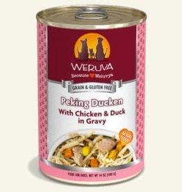 WERUVA Dog Peking Ducken Stew - Grain-Free 14oz