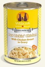 WERUVA Dog Paw Lickin' Chicken Stew - Grain-Free 14oz