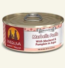 WERUVA Dog Marbella Paella Stew - Grain-Free 5.5oz