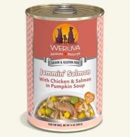 WERUVA Dog Jammin' Salmon Stew - Grain-Free 14oz