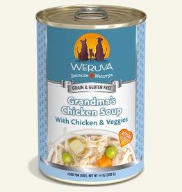 WERUVA Dog Grandma's Chicken Soup Stew - Grain-Free 14oz