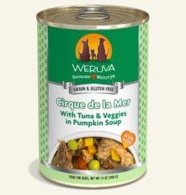 WERUVA Dog Cirque de la Mer Stew - Grain-Free 14oz