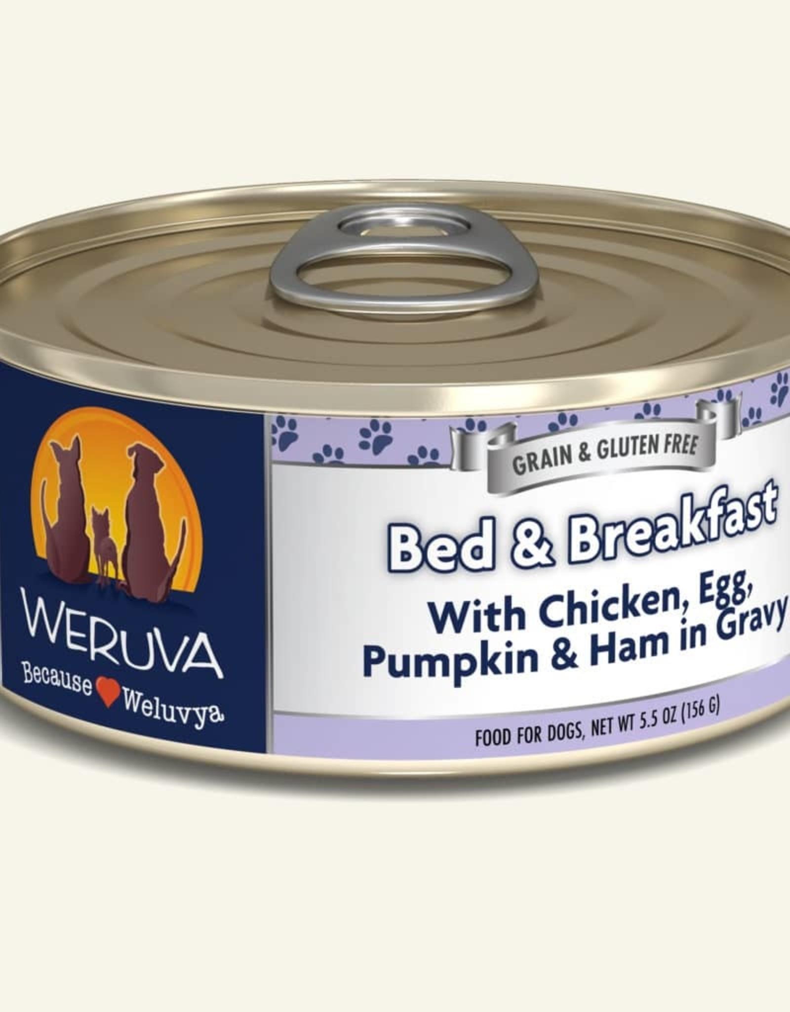 WERUVA Dog Bed & Breakfast Stew - Grain-Free 5.5oz