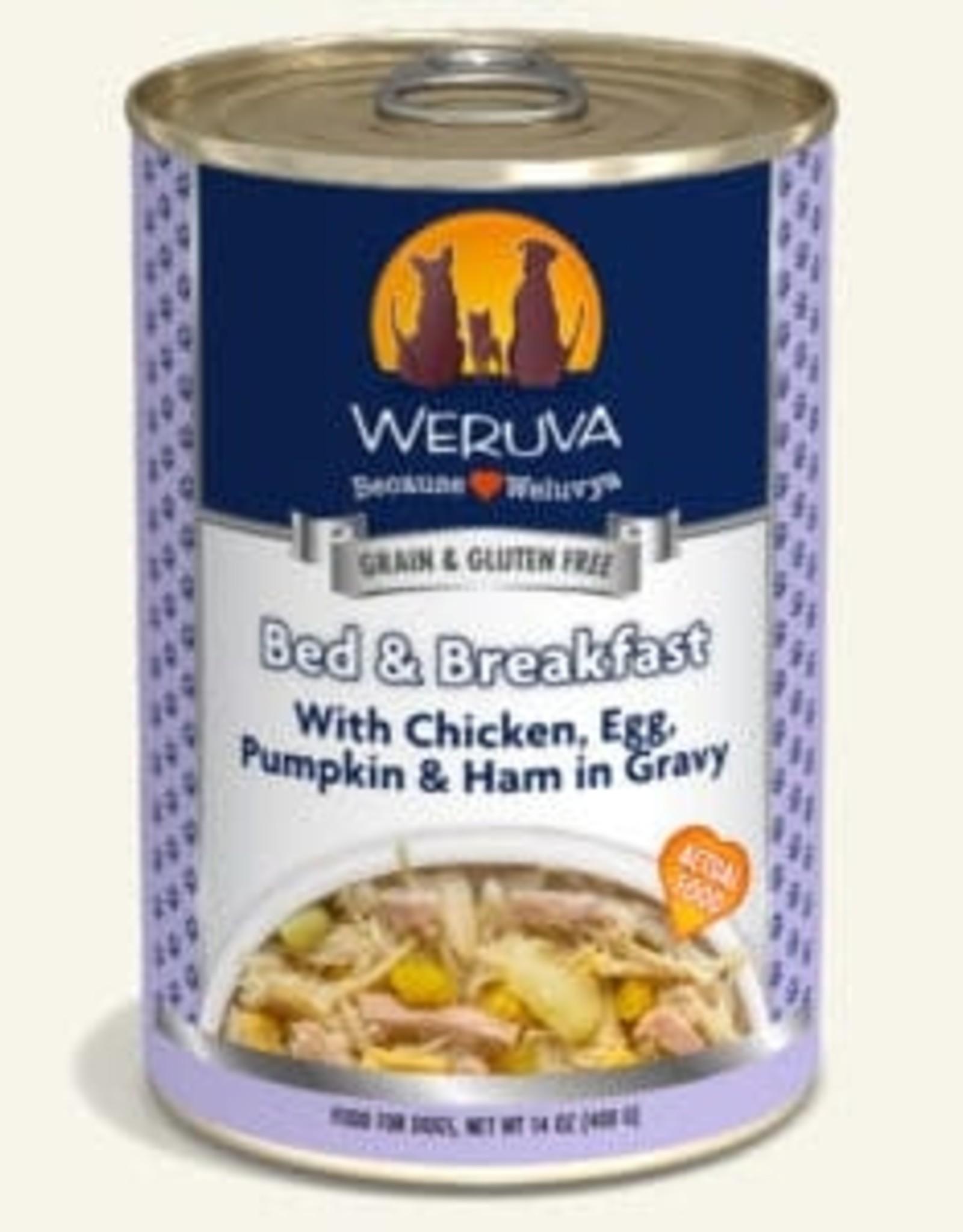 WERUVA Dog Bed & Breakfast Stew - Grain-Free 14oz