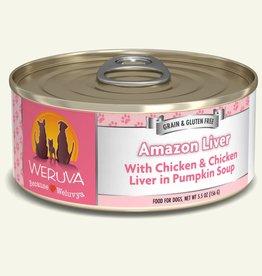 WERUVA Dog Amazon Liver Stew - Grain-Free 5.5oz