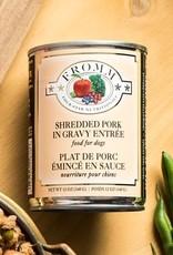 Fromm Family Pet Foods Dog Pork Shredded - Grain-Free 12oz