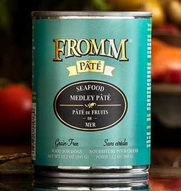 Fromm Family Pet Foods Dog Seafood Medley Pâté - Grain-Free 12.2oz
