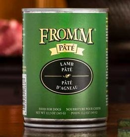 Fromm Family Pet Foods Dog Lamb Pâté - Grain-Free 12.2oz