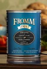 Fromm Family Pet Foods Dog Whitefish & Lentil Pâté - Grain-Free 12.2oz