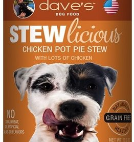 Daves Pet Food Dog Chicken Pot Pie Stew - Grain-Free 13oz