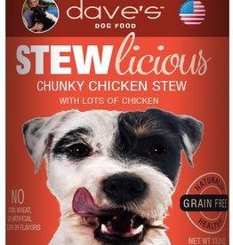 Daves Pet Food Dog Chucky Chicken Stew - Grain-Free 13oz