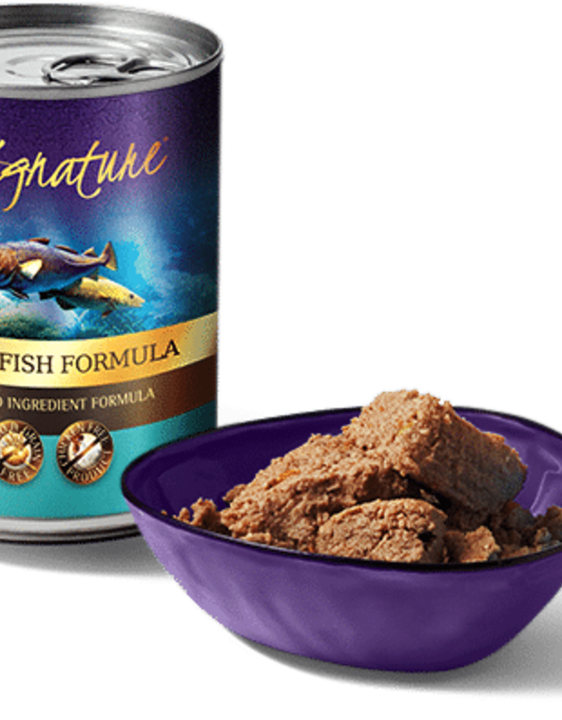 Zignature Dog Whitefish Pate - Grain-Free 13oz