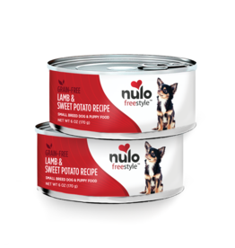 Nulo Dog Lamb Small Breed Pate - Grain-Free 6oz
