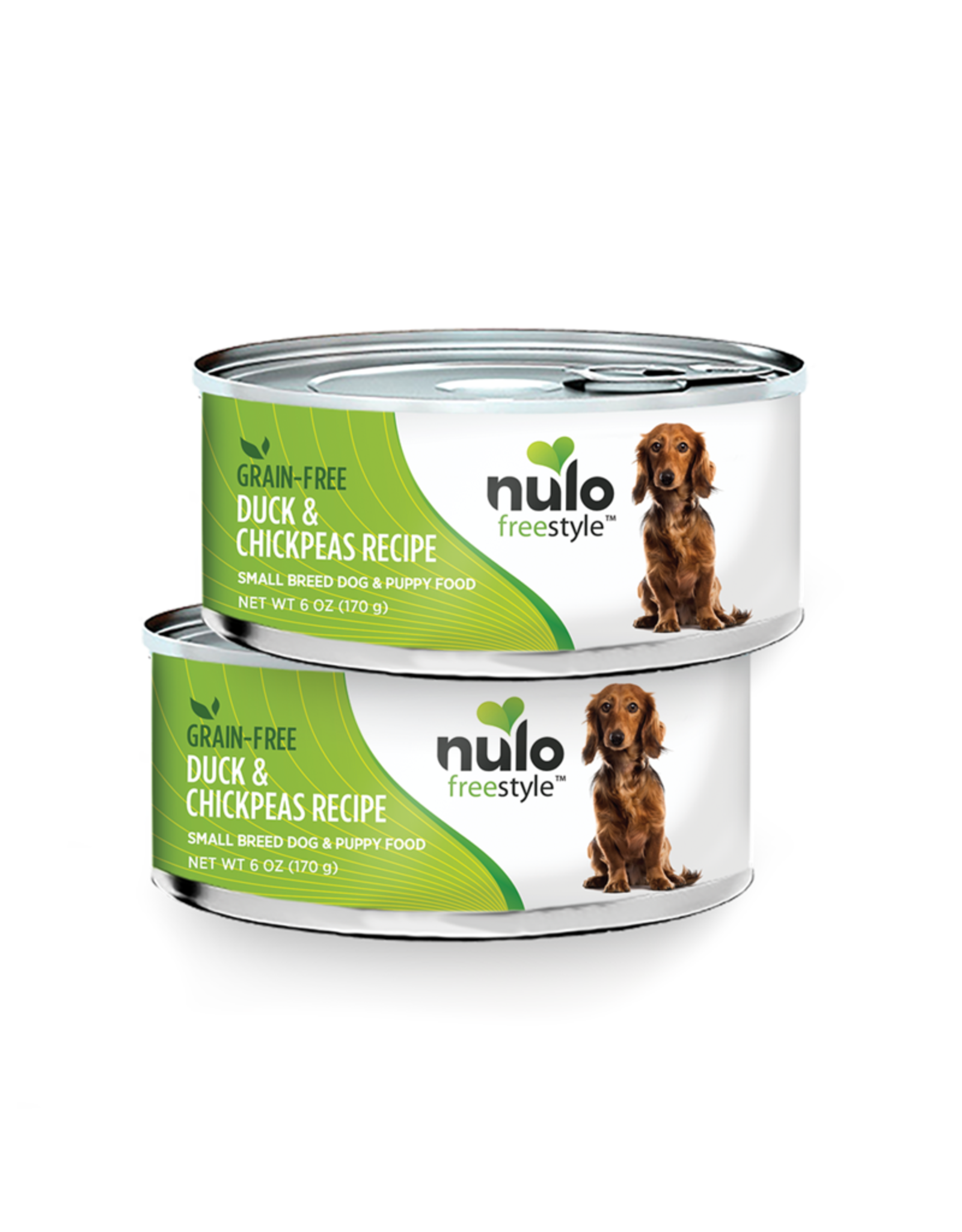 Nulo Dog Duck Small Breed Pate - Grain-Free 6oz