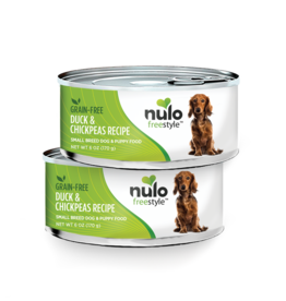 Nulo Dog Duck Small Breed Pate - Grain-Free 6oz