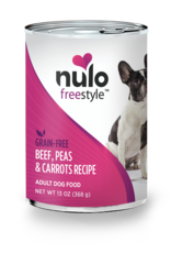 Nulo Dog Beef, Peas, & Carrots Pate - Grain-Free 13oz
