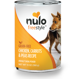 Nulo Dog Chicken, Carrots, & Peas Pate - Grain-Free 13oz