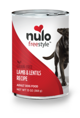 Nulo Dog Lamb & Lentils Pate - Grain-Free 13oz