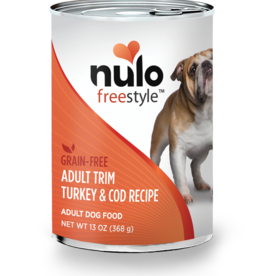 Nulo Dog Trim Turkey & Cod - Grain-Free 13oz