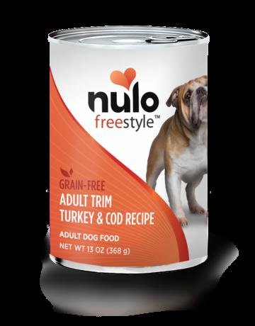 Nulo Dog Trim Turkey & Cod - Grain-Free 13oz