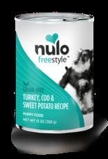 Nulo Dog Turkey, Cod, & Sweet Potato Puppy Pate - Grain-Free 13oz