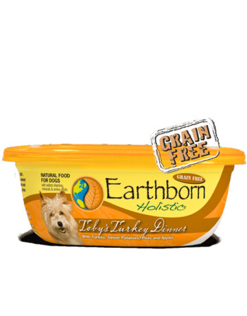 Earthborn Holistic Dog Turkey Dinner™ in Gravy Stew - Grain-Free 8oz