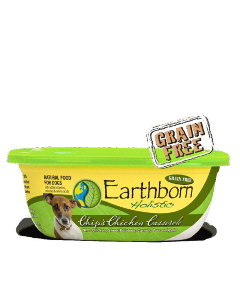 Earthborn Holistic Dog Chip's Chicken Casserole™ Stew - Grain-Free 8oz