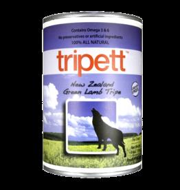 PetKind Dog New Zealand Green Lamb Tripe Tripett - Grain-Free 12.8oz