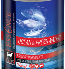 Essence Pet Foods Dog Ocean & Freshwater Fish Pate - Grain-Free 13oz