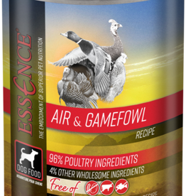 Essence Pet Foods Dog Air & Gamefowl Pate - Grain-Free 13oz