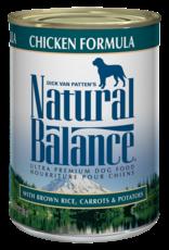 Natural Balance Dog Ultra Chicken Pate - Whole Grain 13oz