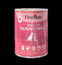FirstMate Pet Food Dog L.I.D. Salmon Pate - Grain-Free 12oz