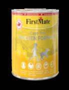 FirstMate Pet Food Dog L.I.D. Chicken Pate - Grain-Free 12oz