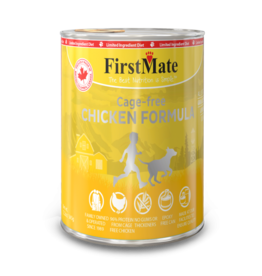 FirstMate Pet Food Dog L.I.D. Chicken Pate - Grain-Free 12oz