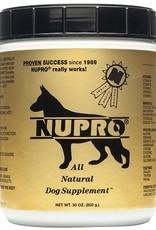 NUPRO Supplements Natural Dog Supplement 30oz
