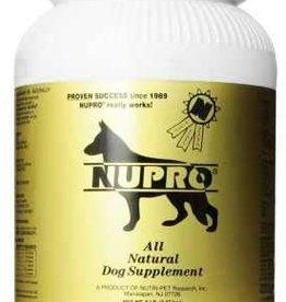 NUPRO Supplements Natural Dog Supplement 5lb