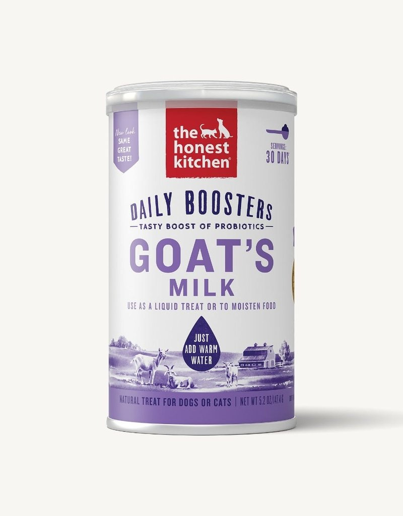 The Honest Kitchen Instant Goat Milk
