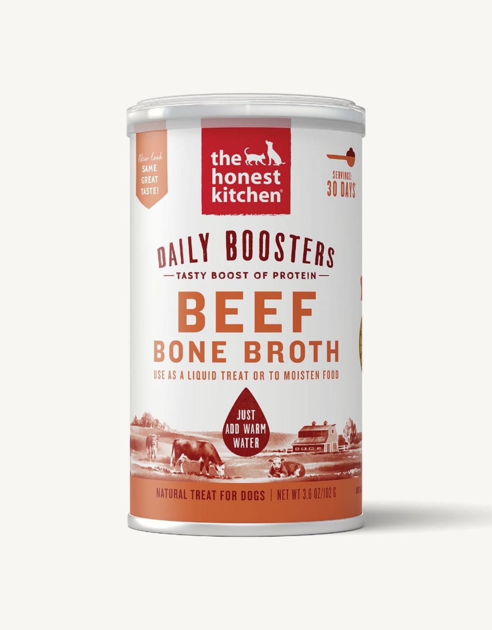 The Honest Kitchen Instant Bone Broth - Beef 3.6oz