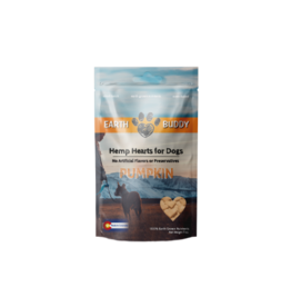 Earth Buddy Hemp Hearts Pumpkin - 30ct