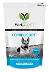 VetriSCIENCE Composure Dog Chews - 30ct