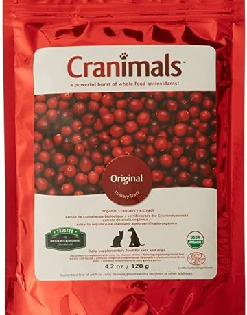 Cranimals Original UT Supplement - 4.2oz