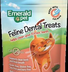 Emerald Pet Feline Dental Treats - Salmon 3oz